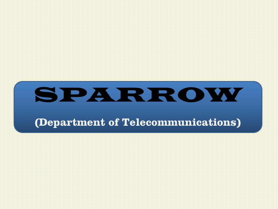 SPARROW-DoT | External link that open in new window